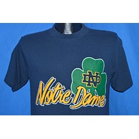 80s Notre Dame Fighting Irish t-shirt Small