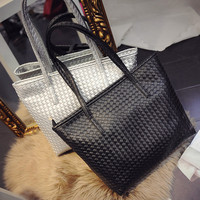 Women Classical Fashion One Shoulder Tote Bag On Sale = 4432196484