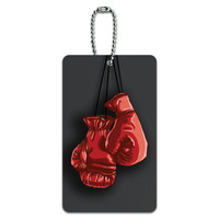 Boxing Gloves - Boxer ID Card Luggage Tag