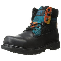 Caterpillar Womens Colorado Wool Leather Ankle Work Boots