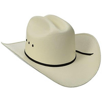 Tony Lama Mens Ranch Shantung Banded Cowboy Hat