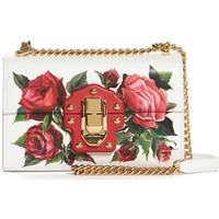 Dolce&Gabbana Small Lucia Leather Shoulder Bag | Nordstrom