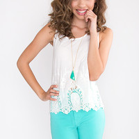 Lucy Vintage Top