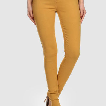 Super Stretch High Waisted Jeans