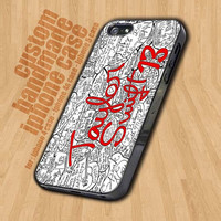 Taylor Swift Poster   - iPhone 4 / 4s Case - iPhone 5 Case - Black Case - White Case