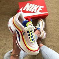 Nike Air Max 97 Women S Casual Air Cushion Running Shoes