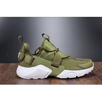 Nike Air Huarache Ultra BR Green