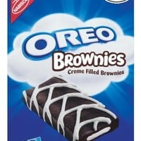 Oreo Brownie, 15-Ounce (Pack of 4)