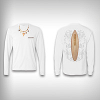 Surfs Up - Performance Shirt - Fishing Shirt