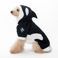 Max & Cocoa | Killer Whale Hoodie by DOGO