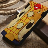 Disney Woody Stoys Story Custom Wallet iPhone 4/4s 5 5s 5c 6 6plus 7 and Samsung Galaxy s3 s4 s5 s6 s7 case