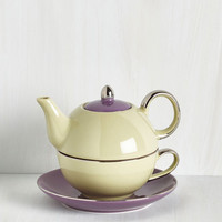 Pastel Sneak Pekoe Tea Set by ModCloth