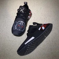 Best Online Sale Kaws x Adidas Consortium NMD XR1 Interstellar Black BY9949 Boost Sport Running Shoes Classic Casual Shoes Sneakers