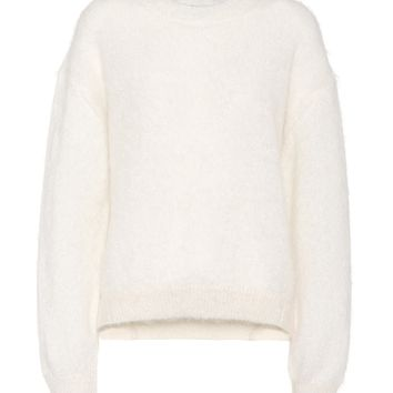 Mytra mohair-blend sweater