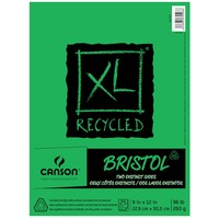 Canson® XL® Recycled Bristol Pad