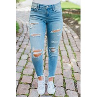 Wishful Thinking Skinny Jeans