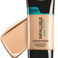 L'Oreal® Paris Infallible Pro-Glow Foundation 202 Creamy Natural 1 fl oz