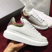 Alexander Mcqueen Oversized Sneakers Reference #11