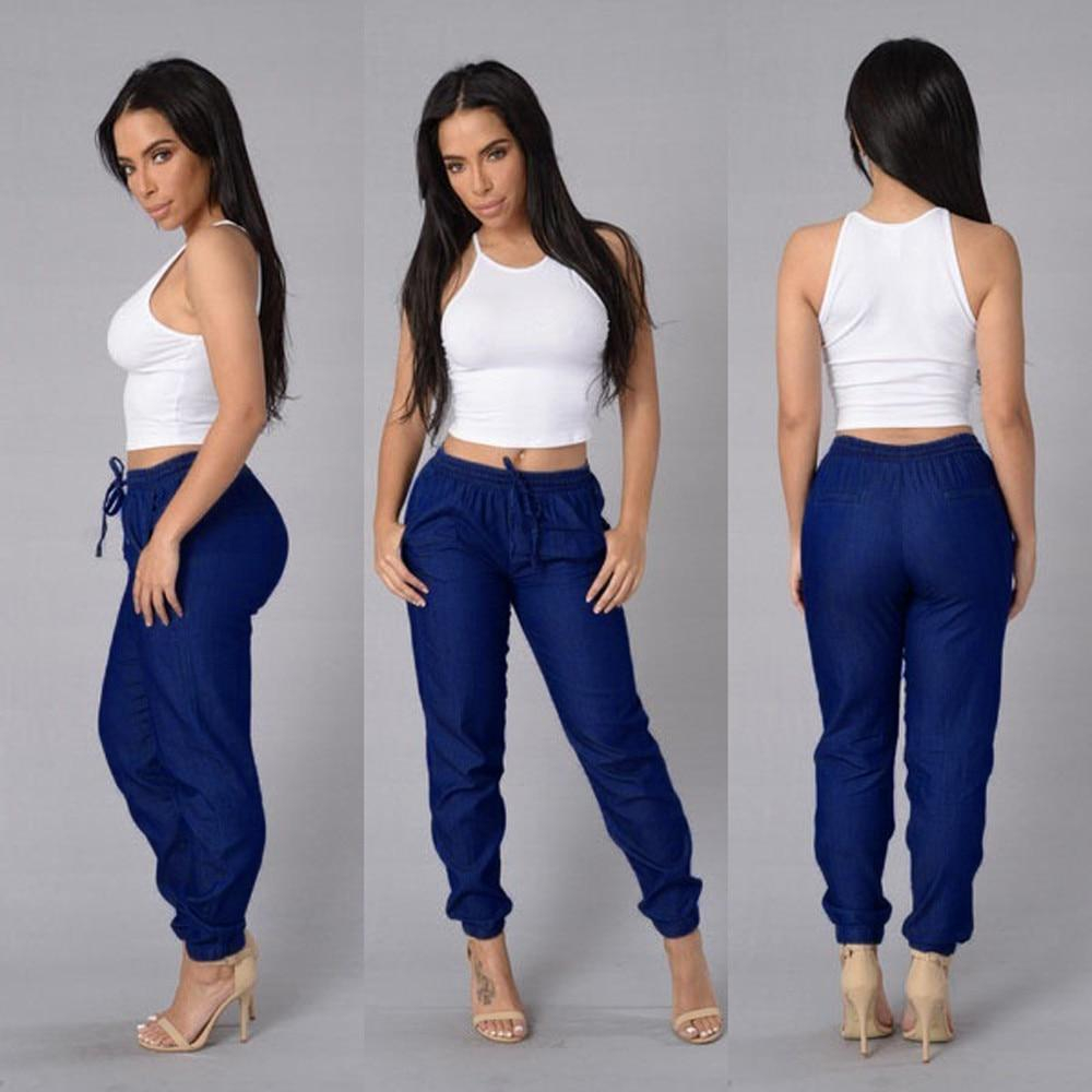 Image of THE DENIM JOGGER
