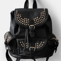 Rock Stud Backpack - $57.00 : ThreadSence, Women's Indie & Bohemian Clothing, Dresses, & Accessories