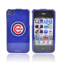 CHICAGO CUBS MLB For Verizon iphone 4 Hard Case Cover