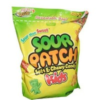 Sour Patch Kids Bag DRS, 3.5-Pounds