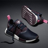 Beauty Ticks Women Adidas Nmd Boost Casual Sports Shoes