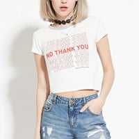 Thank You Tee | Forever 21 - 2000186045
