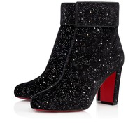 Moulamax 85 Black Velvet - Women Shoes - Christian Louboutin