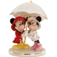 Disney's Singing In The Rain Figurine By Lenox