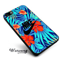 Nike Flower iPhone 4s iphone 5 iphone 5s iphone 6 case, Samsung s3 samsung s4 samsung s5 note 3 note 4 case, iPod 4 5 Case