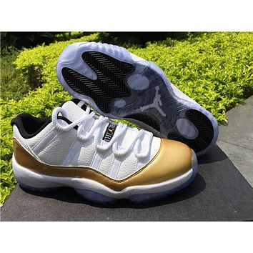 "Air Jordan 11 Low ""Closing Ceremony"" Basketball Shoes 36-47"