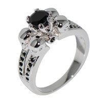 Trendy Party Wedding Bands For Women Rw1129