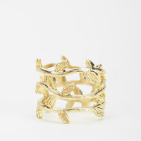 Layered Vine Ring - Urban Outfitters