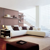 Atoll 202, Space Saving Couch/Bed