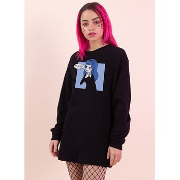 All I Want Is Everything Long Sleeve Top
