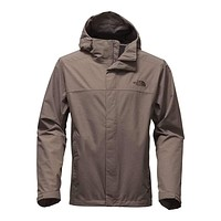 Men's Venture 2 Jacket in Falcon Brown Heather by The North Face