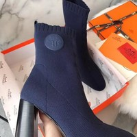 Hermes Fashion Casual Running Sport Shoes Sneakers Slipper Sandals High Heels Shoes