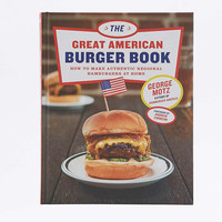 The Great American Burger Book - Urban Outfitters