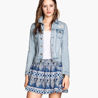 H&M Skirt with Pleats $12.95