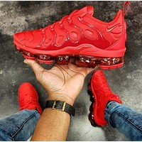 """""""Ni"""" Triple White Running Sneakers Sport Shoes All Red"""