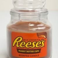 REESE'S Peanut Butter Cup Candle - NEW!, HERSHEY'S Jar Candles NEW!