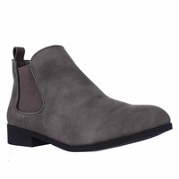 AR35 Desyre Chelsea Ankle Boots, Charcoal, 6.5 US