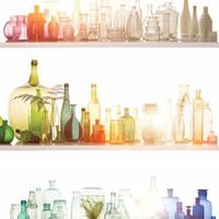 Décor Crush: Vintage Glass Containers & How To Use Them - Free People Blog