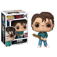 Steve Bloody with Bat Funko Pop! Television Stranger Things Exclusive