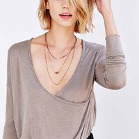 Truly Madly Deeply Cassidy Surplice Top
