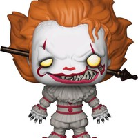 It 2017 | Pennywise With Wrought Iron POP! VINYL [RS]