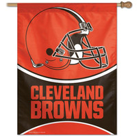 Cleveland Browns NFL Vertical Flag (27x37)