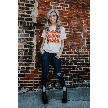 Gobble Graphic Tee