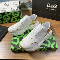 D&G   Fashion Men Women's Casual Running Sport Shoes Sneakers Slipper Sandals High Heels Shoes